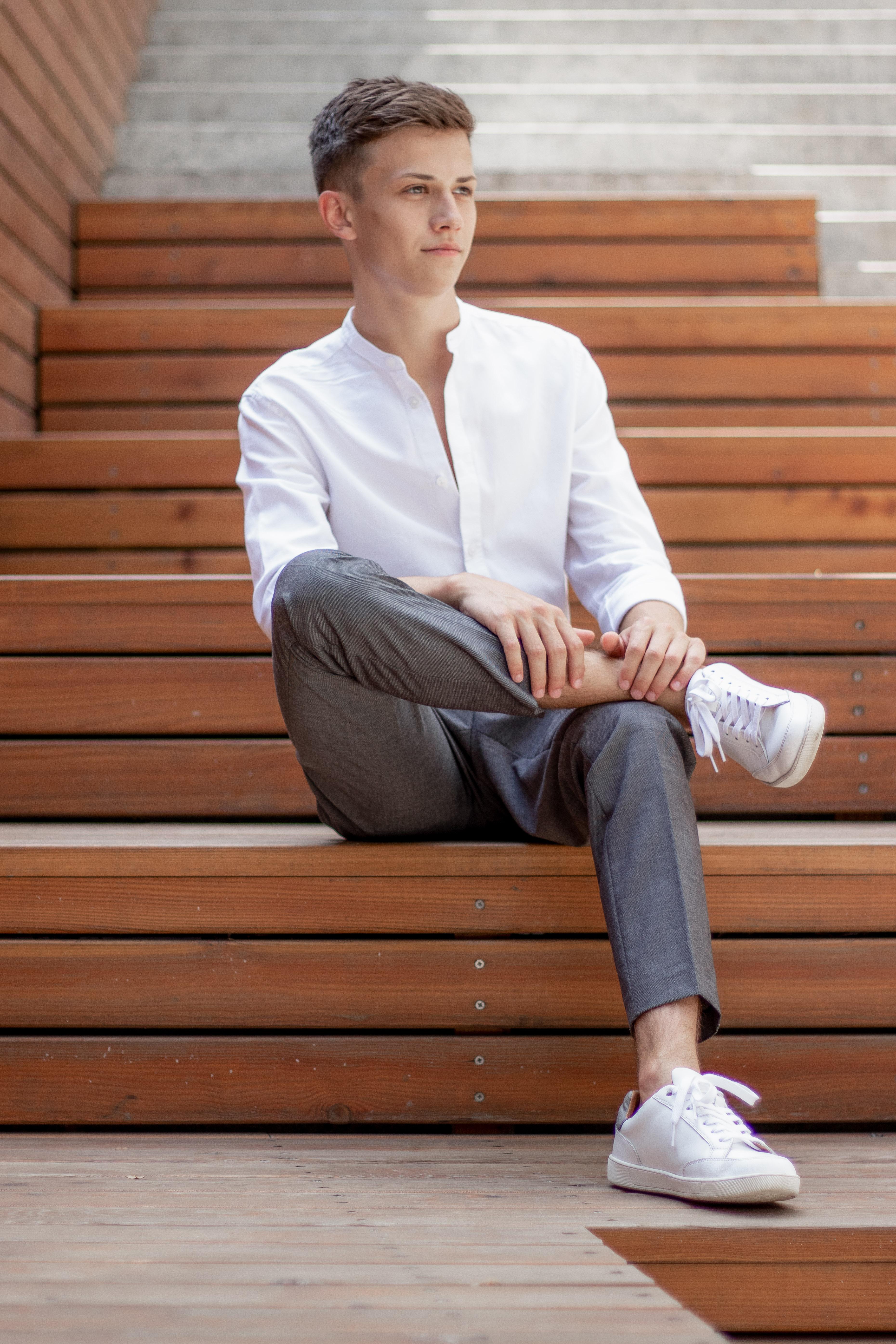 Portrét Jakuba Kuldy, který se postará o vaše sociální sítě
