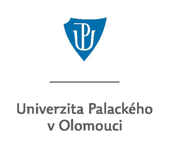 Logo Univerzity Palackého v Olomouci